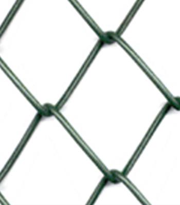 Tela Alambrado revestido em PVC Verde
